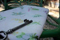 Mantel antimanchas impermeable Renoir 1