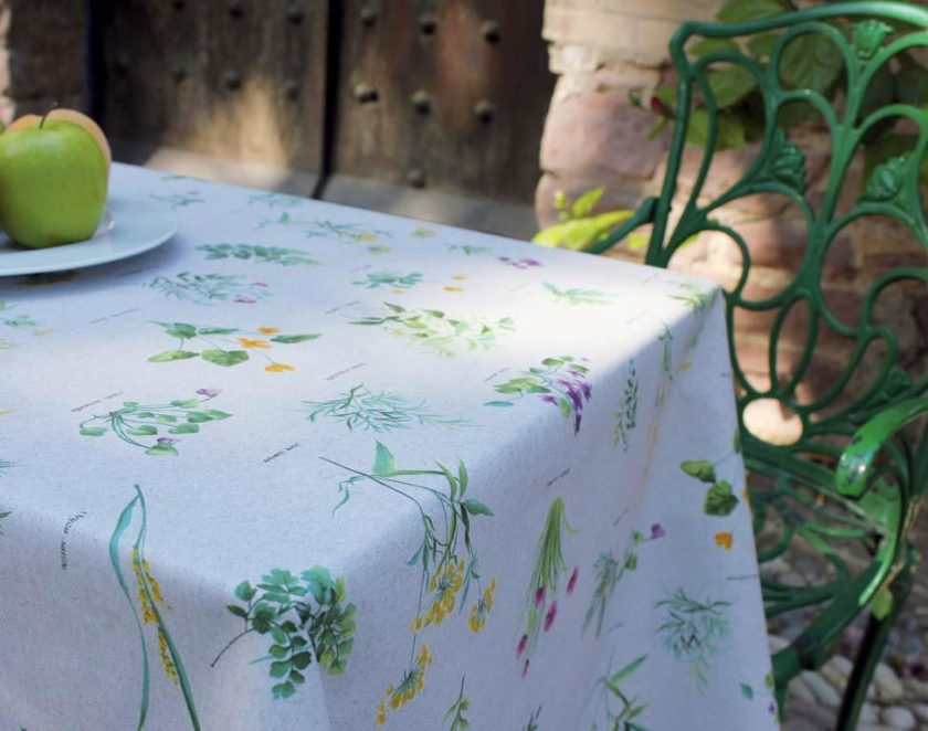 Mantel anti-manchas impermeable Renoir