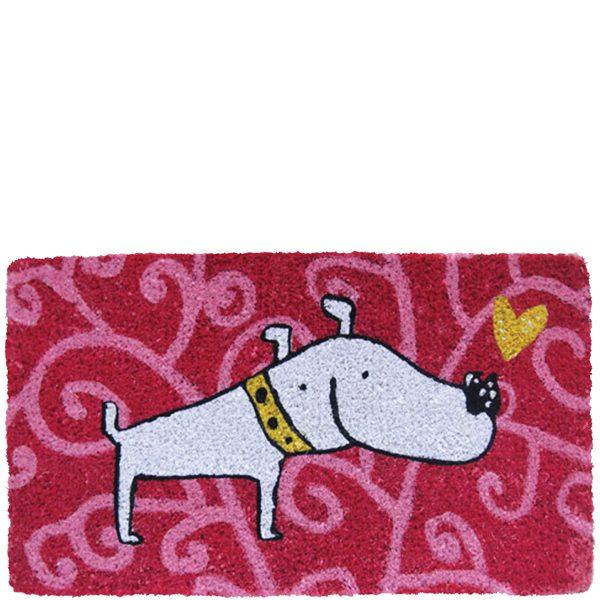 Felpudo perro