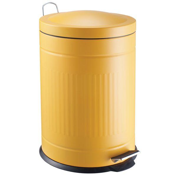 cubo retro amarillo
