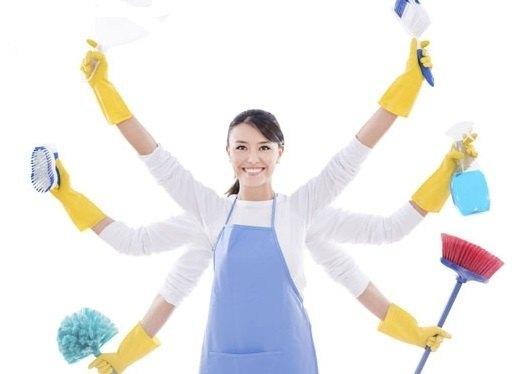 Limpieza, productos que marcan la diferencia