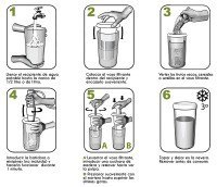 Los 6 pasos de Chufamix, salud a raudales