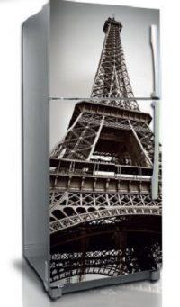 Vinilo adhesivo decorativo Eiffel
