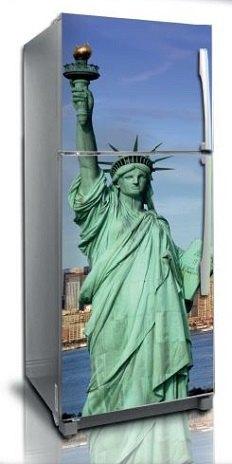 Vinilo adhesivo decorativo Libertad 2