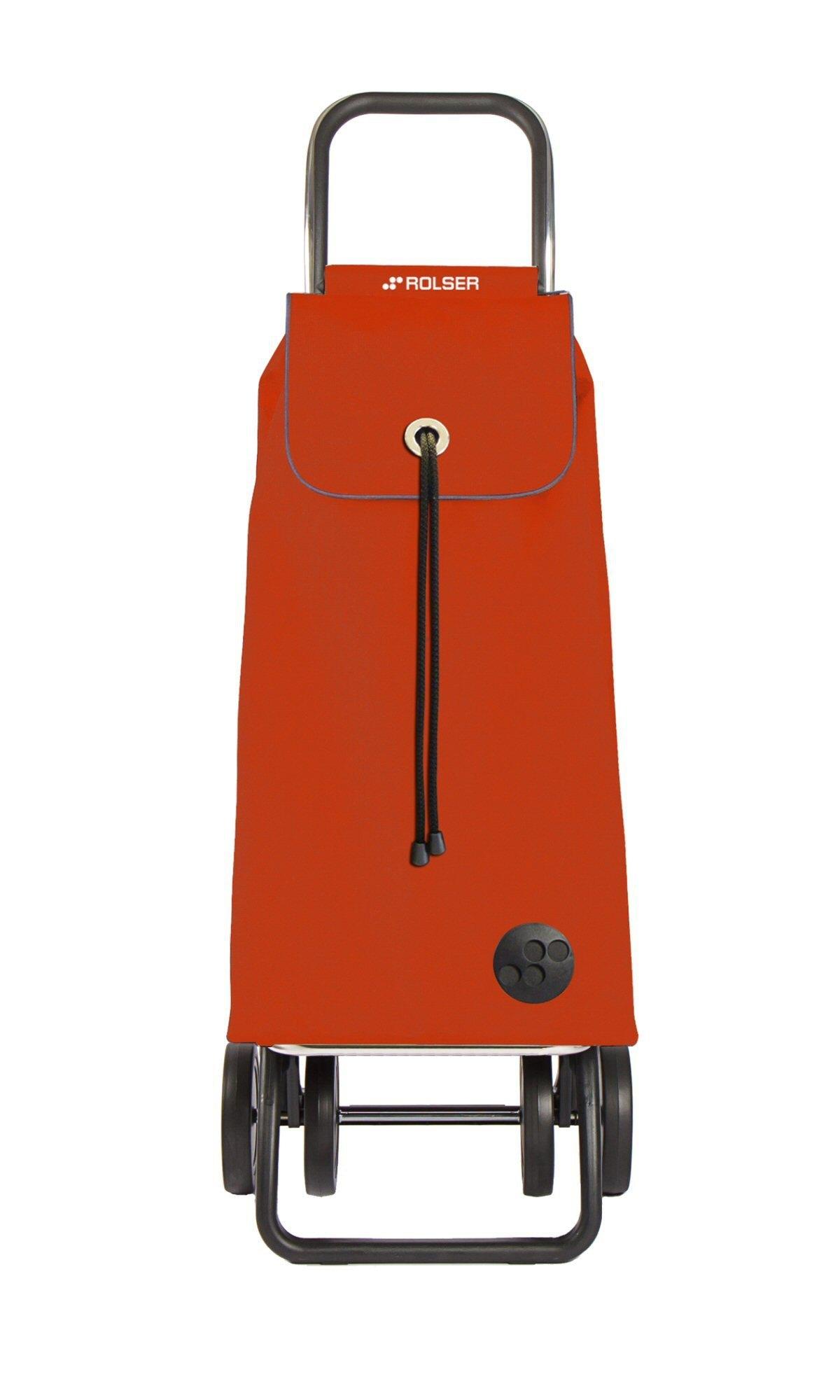 carro-de-compra-i-max-mf-2+2 rojo - Mas Masia carros