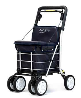 Carro Carlett lett800, carro-asiento-andador con respaldo - Mas Masia carros