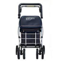 carro-asiento-andador azul frontal - Mas Masia carros