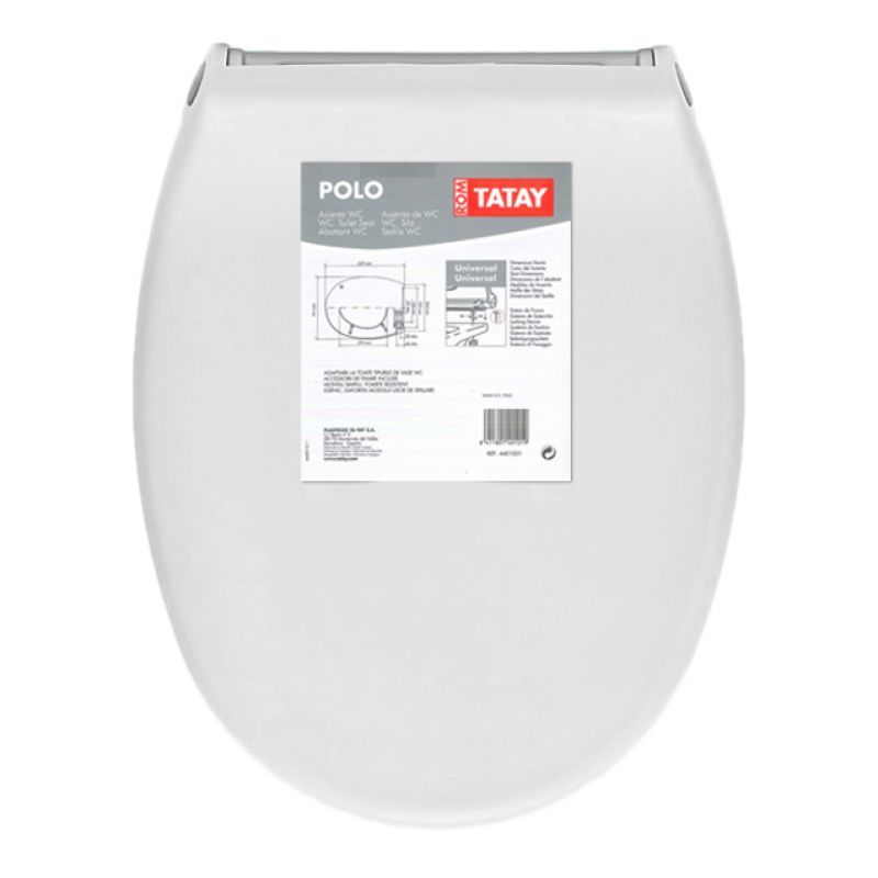 Tapa Polo etiqueta - Mas Masia tapas wc