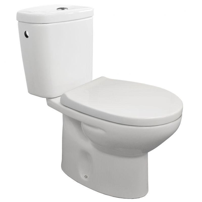 Tapa wc optima sobre wc - Mas Masia tapas wc