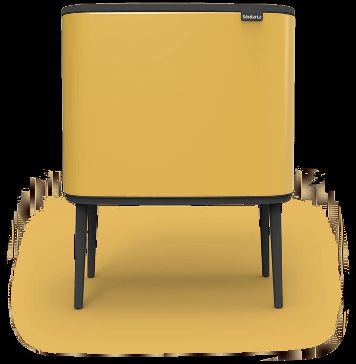 Bo Touch Bin yellow - mas masia reciclaje