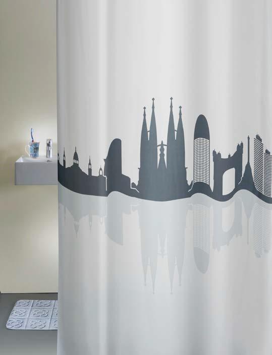 Cortinas de ducha Skyline
