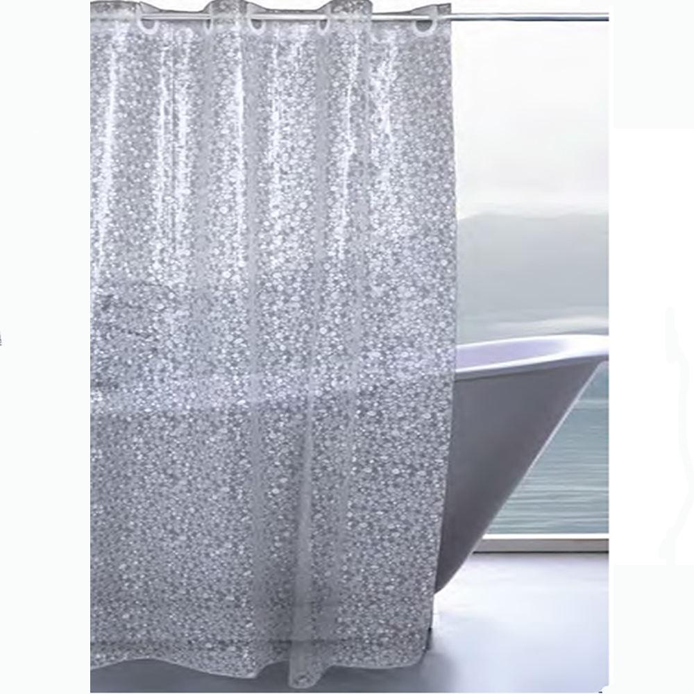 Cortina de baño plástico Drop