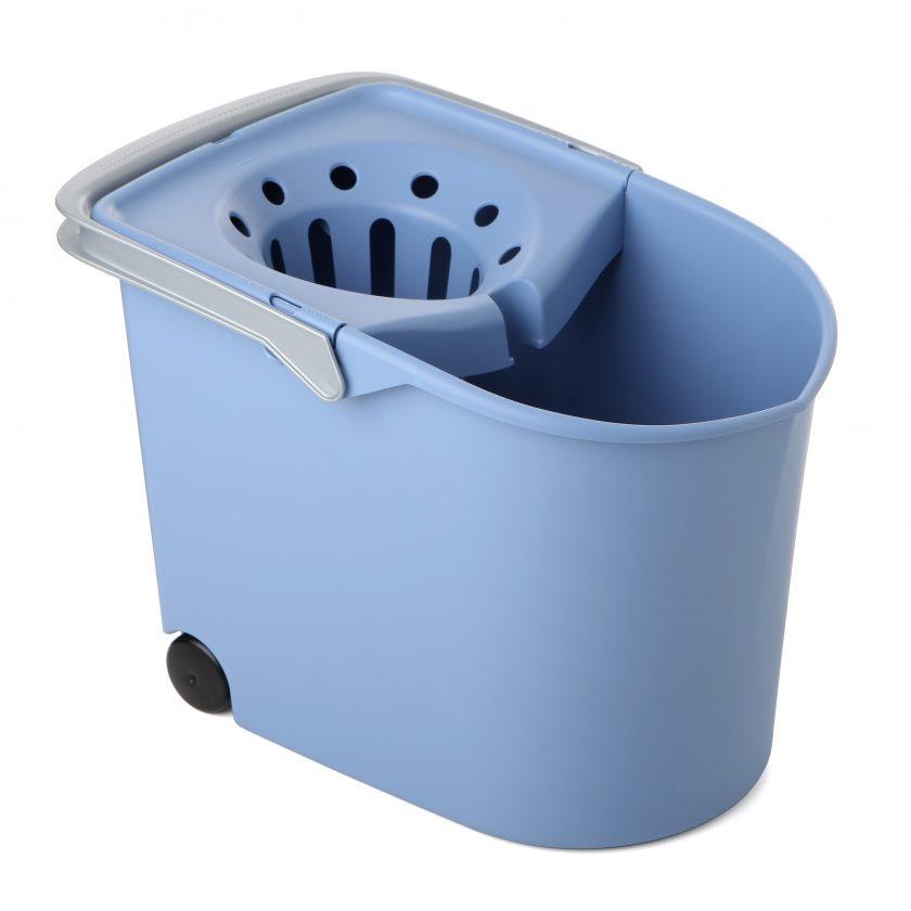 Cubo fregar milenium azul
