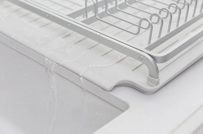Escurreplatos aluminio